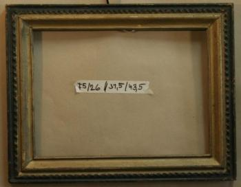 Picture Frame - patinated bronze