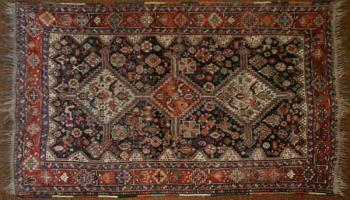 Persian carpet, Schiraz