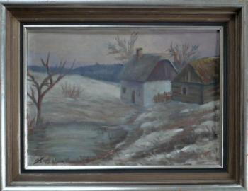 Winter Landscape - 1961