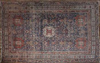 Persian Carpet - wool - 1900