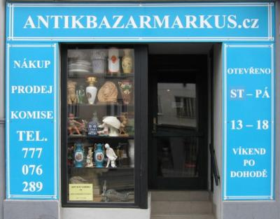 Antiques Markus (Pilsen - Prague)