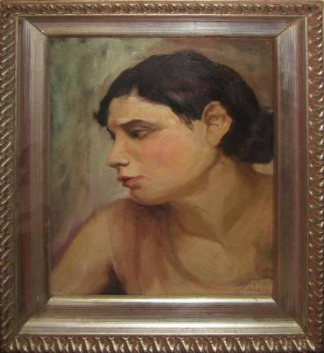Portrait of Lady - 1930