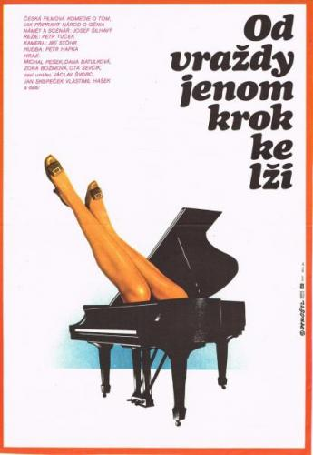 Movie Poster - Alexej Jaroš - 1982