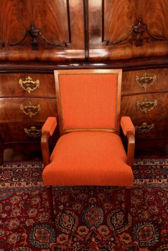 Armchairs - oak - 1925