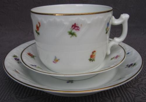 Cup and Saucer - 1900
