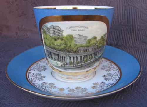 Cup and Saucer - 1920