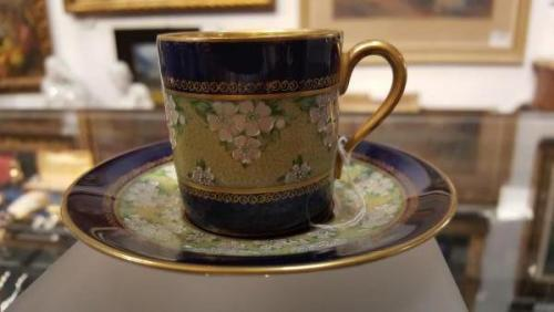 Cup and Saucer - Rosenthal - 1925