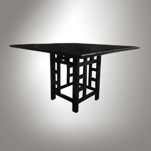 Dining Table - solid wood - 1970