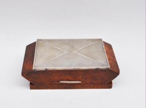 Housing Accessories - wood, silver - 1920