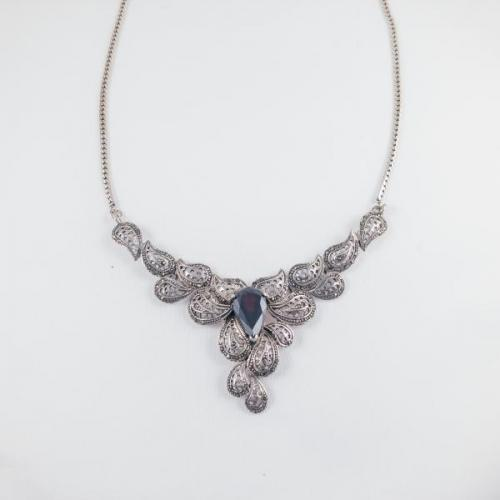 Silver Necklace - 1940
