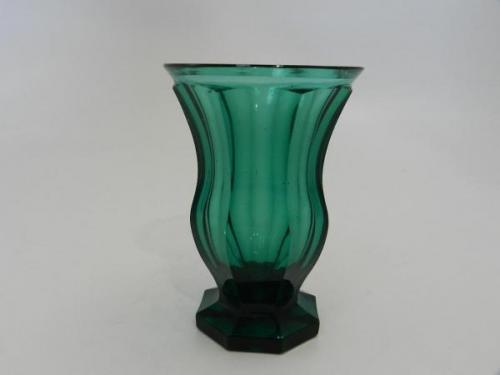 Glass - glass, green glass - 1850