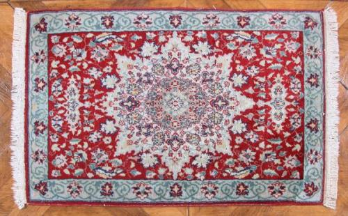 Persian Carpet - cotton, wool - 1999